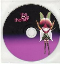 (BQ821) The Love Theme - DJ CD