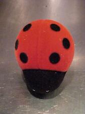 Ladybug Felt Trinket Box & Matching Necklace