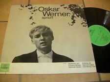 5/1 Oskar Werner parla
