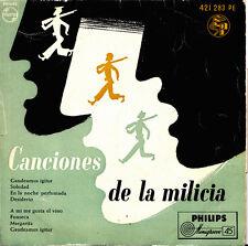 CORO DE ESTUDIANTES (CANCIONES DE LA MILICIA)-GAUDEAMUS IGITUR + SOLEDAD +