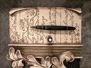 Meisterstück Gold-Coated LeGrand Ballpoint Pen Screw Cap