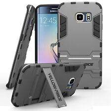 Samsung Galaxy S6 Edge+ Plus Case Defender Hybrid Armor [Slim + Built-In Stand]