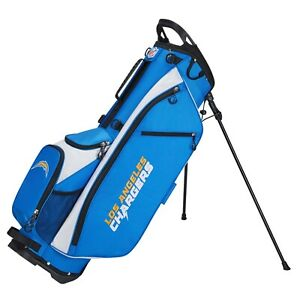 Wilson Staff - All New NFL Carry Golf Bag - Los Angeles Chargers - 2021