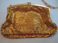 Vintage Mesh Evening Bag Purse