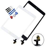 Vitre tactile iPad Mini / Mini 1 A1432 Wifi 3G + IC Composant + Adhésif