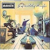 OASIS - DEFINITELY MAYBE - NEW CD