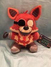 Five Nights At Freddy's The Curse Of Dreadbear Foxy Plush!