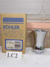 NEW KOHLER 59673-CP SHOWER HEAD BODY POLISHED CHROME GENUINE OEM