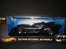 Hot Wheels Batmobile Batman Returns 1992 CMC96 1/18
