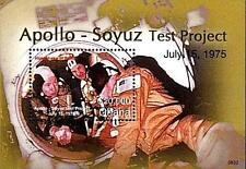 Ghana 2007 Space=Apollo-Soyuz S/Sheet Sc#2572 Mnh