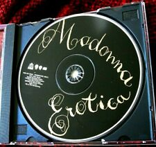 MADONNA MINT EROTICA PROMO SONG CD SEX BOOK PICTURE DISC GRAPHICS DITA MADAME X