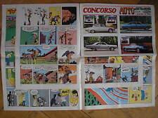 CORRIERE DEI PICCOLI #32 1967 CON INSERTO FIGURINE AUTO E LUCKY LUKE