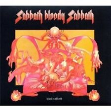 "BLACK SABBATH ""SABBATH BLOODY..."" CD REMASTERED NEU"
