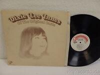 DIXIE LEE INNES Of The Original Caste 1972 EX! WHITE PROMO LP Bell Records 6074
