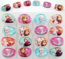 20PCS Wholesale Mixed Lots Cartoon Girls Princess Children Resin Lucite Rings