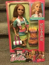 Barbie Life in the Dreamhouse Summer Doll NIB And Rare