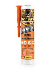 Gorilla Glue Heavy Duty Grab Adhesive White All Purpose 290ml