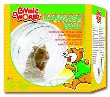 Jeux, jouets et activités transparents en plastique pour petit animal et rongeur