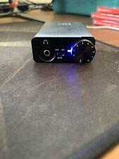 FiiO E10K Olympus 2 USB DAC/Headphone Amplifier - PRE-OWNED