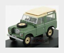 Land Rover Land Swb Series Ii Hard-Top 1960 Green Beige OXFORD 1:43 OX43LR2AS003