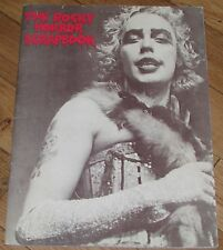 Rocky Horror Scrapbook Ltd Collector's Edition Chameleon Reprint