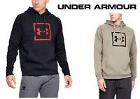 Under Armour Herren Rival Fleece Logo Hoodie UA ColdGear Hoody UA 1329745