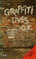 Graffiti Lives, O.K.? by , Good Used Book (Paperback) FREE & FAST Delivery!