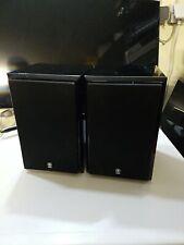 Yamaha Pianocraft NX-E300, 2-Wege Bassreflex Lautsprecherboxen, gebraucht