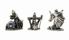 Bundle Of 3 MYTH AND MAGIC WIZARD FIGURES Healing Potion, Protector Young - C77