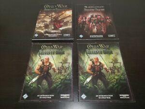 ONLY WAR Shield of Humanity Handbook Eleventh Hour Black Crusade Broken Chains