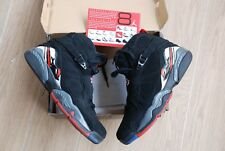 Nike Air Jordan OG PlayOff 2003 Retro 8 US SZ 10 Black Red White Bright Concord