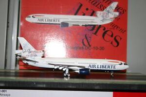 Inflight200 1:200 Air Liberte McDonnell Douglas DC-10-30 F-GPVA (AV2DC100215)