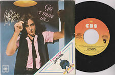 "EDDIE MONEY ~ Get a move on ~ ITALIAN IMPORT 7"" ~ 1979"