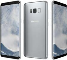 Samsung Galaxy S8 G950U - 64GB - Silver (Verizon + GSM Unlocked AT&T / T-Mobile)
