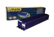 Lumatek Twin 600w Dimmmable Ballast