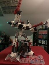 sdcc Metroplex Transformers Complete Please Read