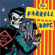 FARRELL BROTHERS Dead End Boys CD - Psychobilly Rockabilly Punk - NEW Digipak