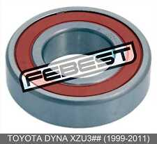 Ball Bearing 30X62X16 For Toyota Dyna Xzu3## (1999-2011)