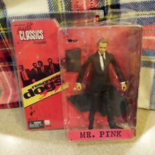 New Sealed Neca Cult Classics Reservoir Dogs Mr. Pink Action Figure Authentic