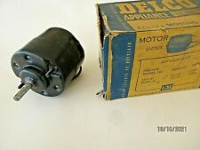 Nos Vintage Delcogm Heater Blower Motor 1947 1948 Chevrolet Amp Gmc Truck Oem