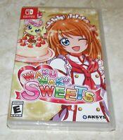 Waku Waku Sweets for Nintendo Switch Brand New! Fast Shipping!