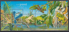 Australie 1999   Dieren small pond animals  blok 34 postfris/mnh