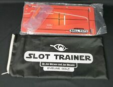 New Slot Trainer Putting System by Jim McLean Ball Path Trainer