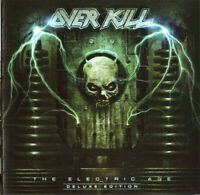 Overkill – The Electric Age - Deluxe     - CD NEU