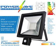a Slimline Energy Saving Outside House Garden LED Flood Light PIR Motion Sensor 50w 500w (s10953) 3