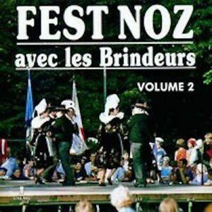 Fest Noz avec les Brindeurs (Vol 2) - Très rare en CD