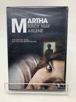 New Martha Marcy May Marlene (DVD, 2012) Widescreen