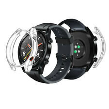 Thin Soft TPU Protections Silicone Frame Shell Case Cover for Huawei Watch GT