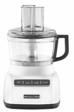 KitchenAid 7 Cup Food Processor - White (KFP0711WH)