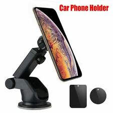 Magnetic Car Mount Mobile Phone Sturdy Stand Holder For iPhone Samsung Smarphone